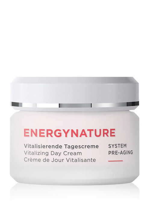 Annemarie Börlind  ENERGYNATURE Vitalizing Day Cream 自然能量煥彩保濕日霜