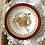 Thumbnail: Vintage Rhinestones Flower Brooch