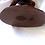 Thumbnail: Vintage Hand Carved Wood Sculpture - Peddler