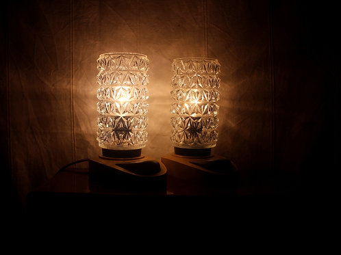 Mid Century German GuRo Art-Gr.32 Desk Lamp / Bedside Lamp
