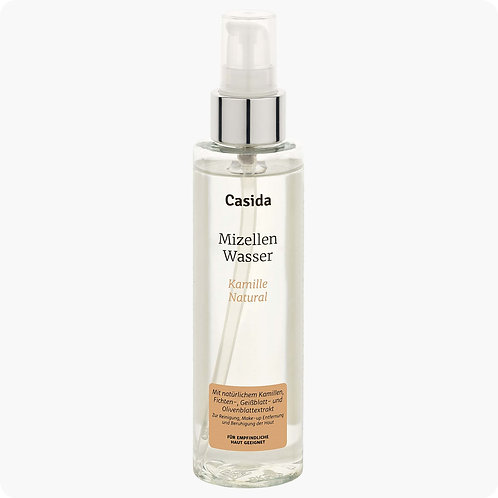 Casida Micellar Water Chamomile Natural 洋甘菊天然潔膚水