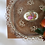 Thumbnail: Vintage Fragonard  Porcelain and Metal Oval Pill Box  / Trinket Box