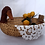 Thumbnail: Vintage Wicker Duck Basket