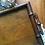 Thumbnail: Art Deco Raw Wood Bamboo Tray