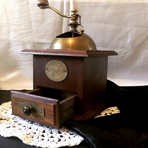 西德古董手搖咖啡磨豆機