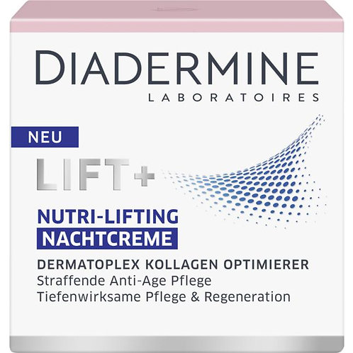 Diadermine Lift + Nutri-Lifting Night Cream 緊緻營養修護晚霜
