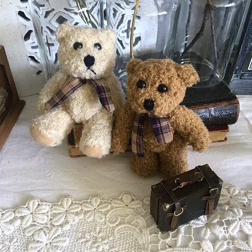 Set Vintage German Teddy Bears