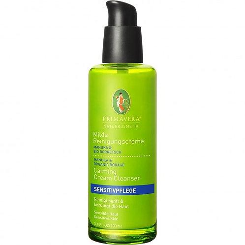 Primavera Manuka Borrage Calming Cream Cleanser 有機麥盧卡琉璃苣舒敏潔膚乳