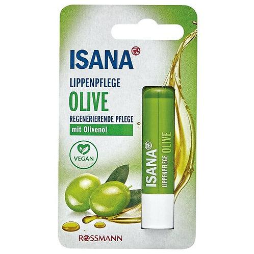 ISANA Lipstick Olive 橄欖修護潤哥膏