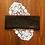 Thumbnail: Vintage Leather Pencil Case/ Cosmetic Bag / Makeup Bag