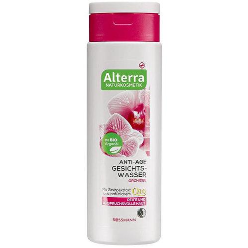Alterra Organic  Orchid Anti-aging Toner 有機蘭花抗衰老爽膚水