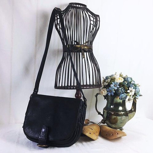 Vintage German Original BREE Saddle Bag