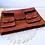 Thumbnail: Vintage Leather Messenger Bag Documents Case
