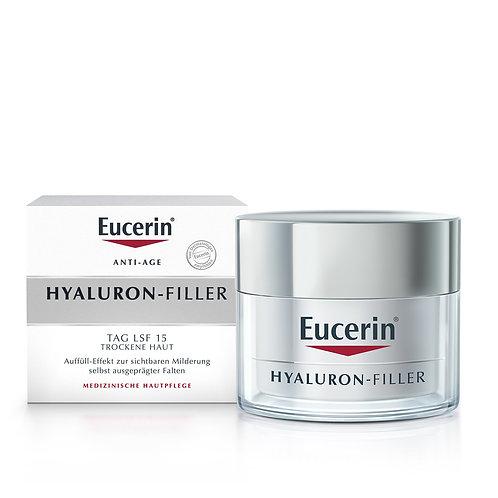 Eucerin LSF 15 透明質酸緊緻充盈日霜 50ml(乾性肌膚適用)