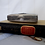 Thumbnail: Art Deco Silver Plated Bronze Horse Head Relief Cigarette Case/Trinket Box