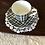 Thumbnail: Maxwell Williams Cup and Saucer Set Fine Bone China