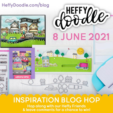 The One with the Heffy Friends Inspiration Blog Hop