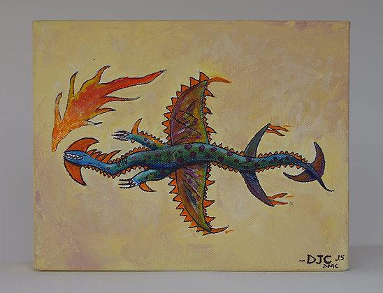 Serpent Dragon - Social Media Giveaway Prize