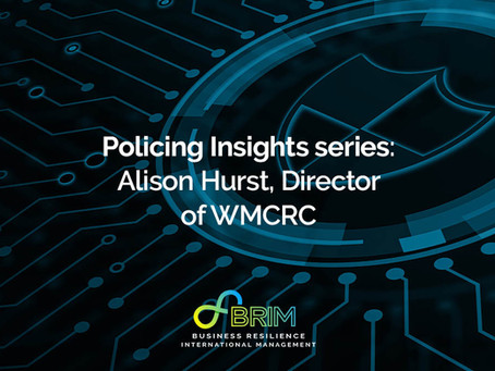 Policing Insights Series: Alison Hurst, Director of WMCRC