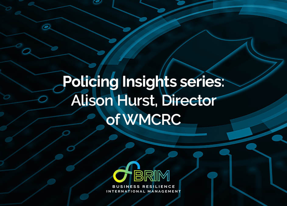 WMCRC West Midlands Cyber Resilience Centre Policing insights with Alison Hurst