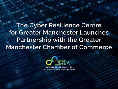 The CRC for Greater Manchester Launches Partnership with the Greater Manchester Chamber of Commerce