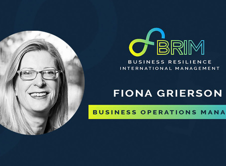 New Appointment to BRIM's Cyber Resilience Team