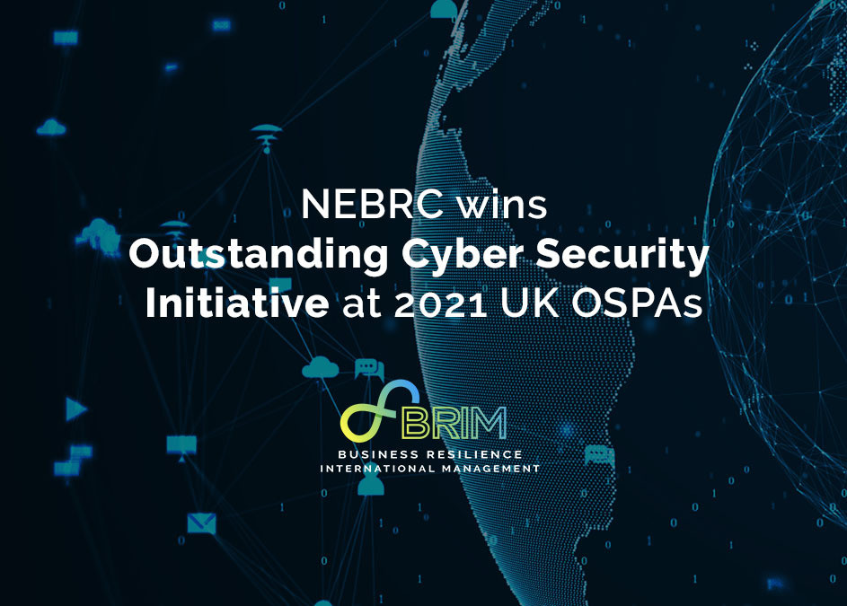 NEBRC North East Business Resilience Centre wins award 2021