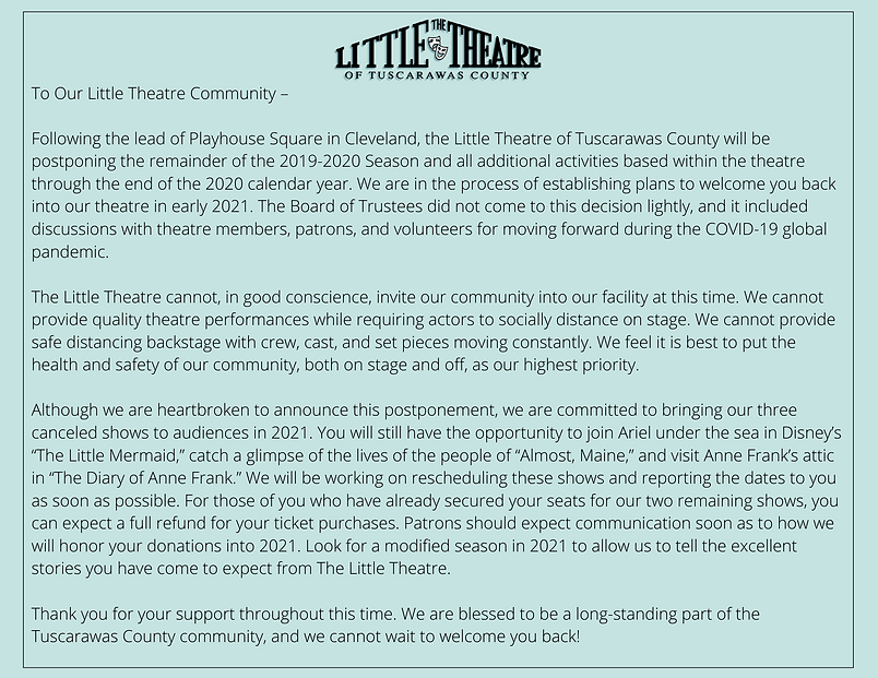 To_Our_Little_Theatre_Community_–_Foll
