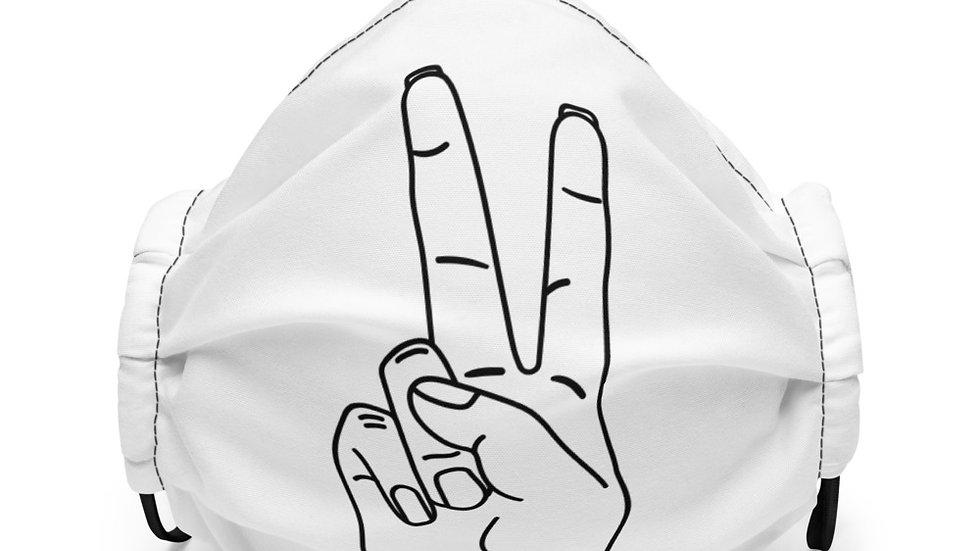 unisex peace face mask