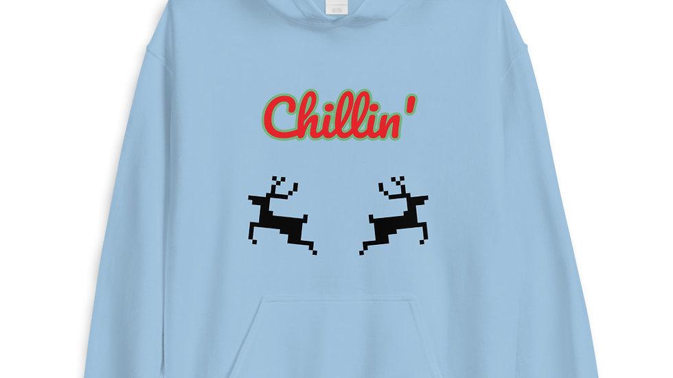 Unisex Christmas Chillin' hoodie
