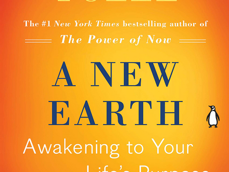 A New Earth - Awakening to Your Life's Purpose [Oprah's Book Club]