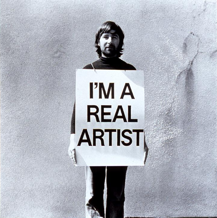 Speak ART, Speak LOUD!