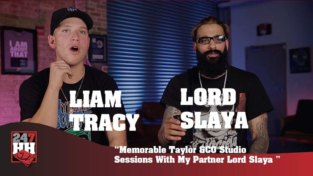 Liam Tracy & Lord Slaya/247HH.com interview