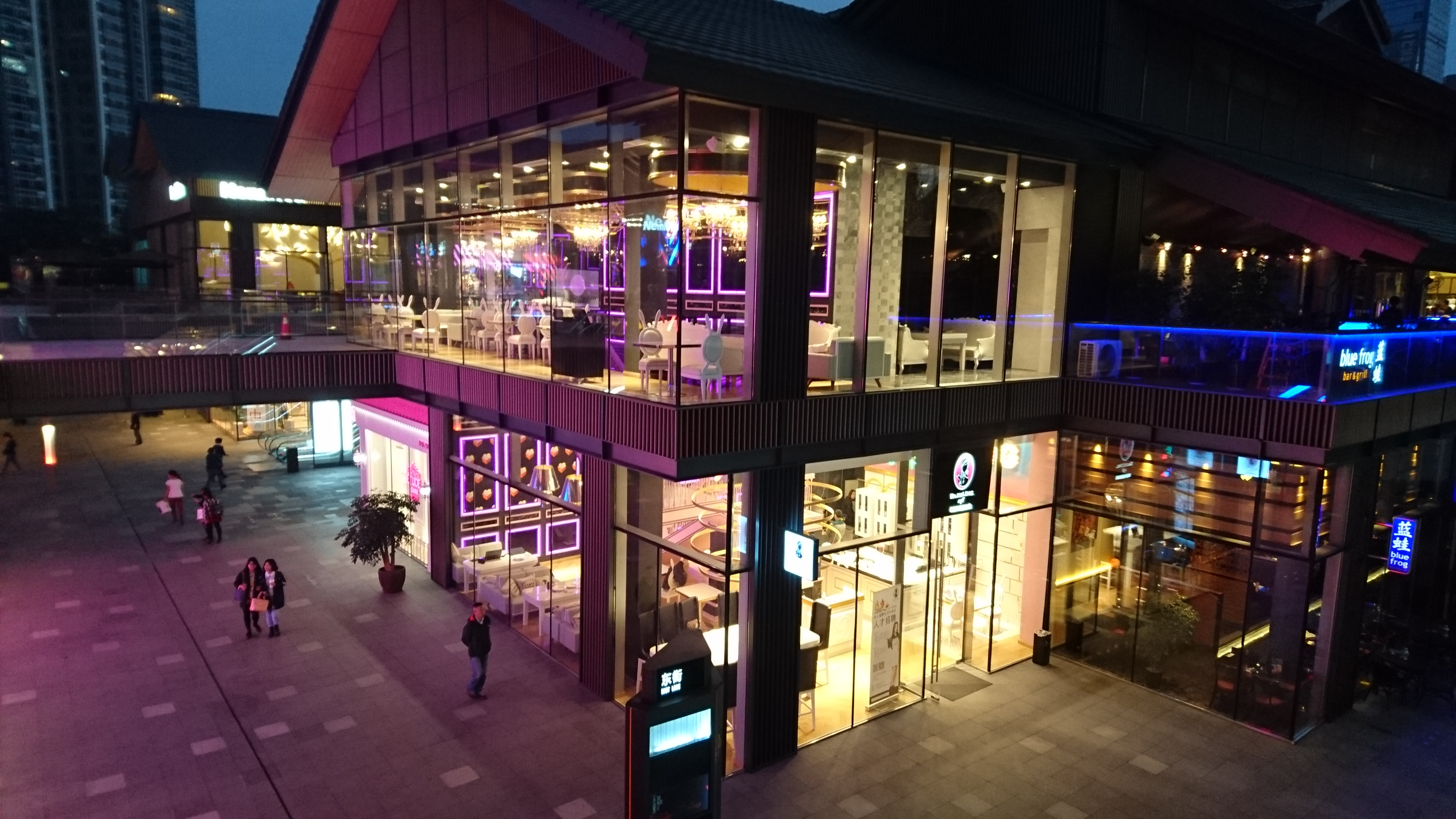 Dazzling Cafe 成都 (中國)