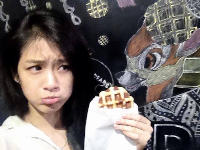 Dears Waffle with 萬瑋喬