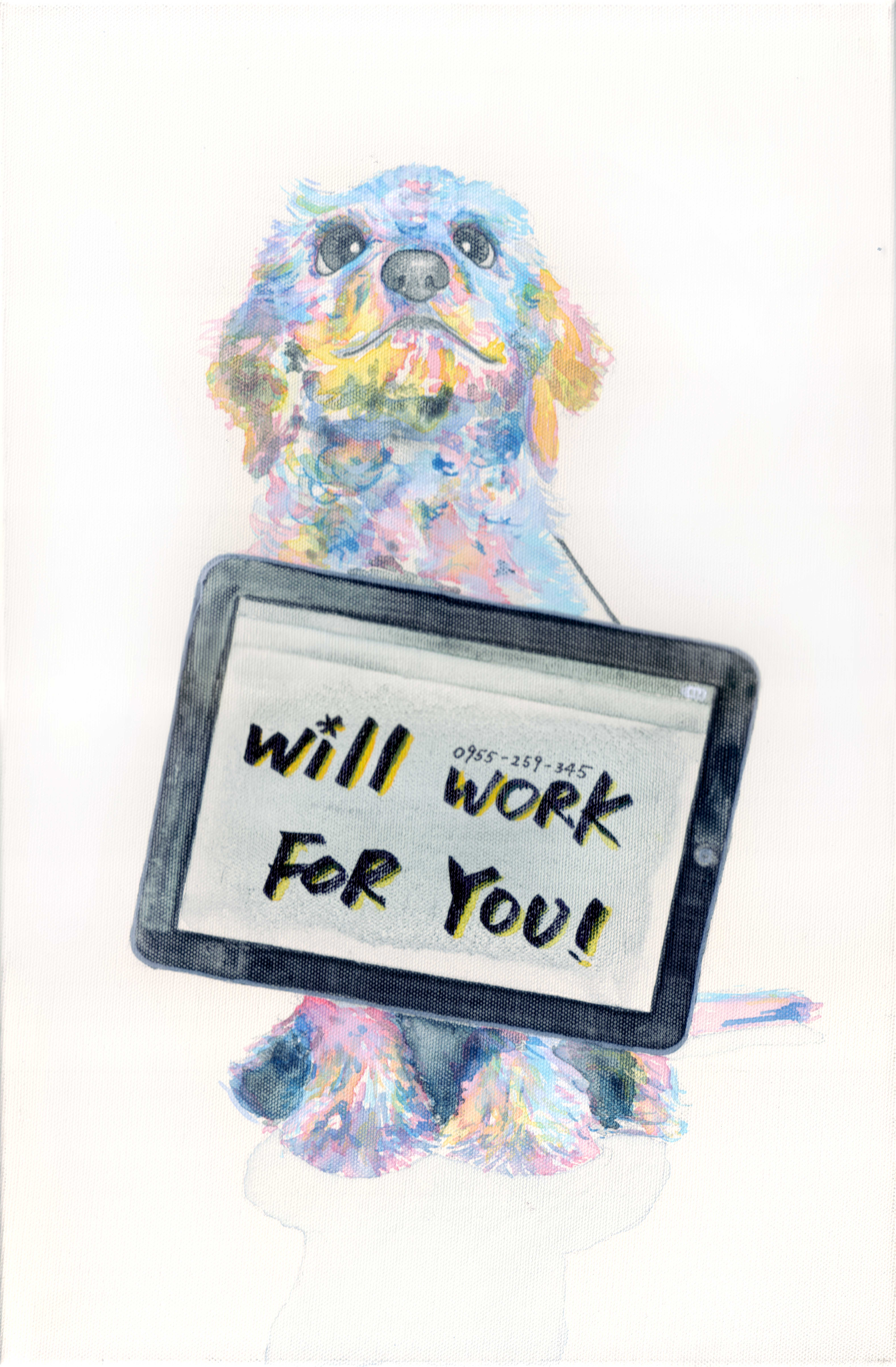 Will Work for Your Dog