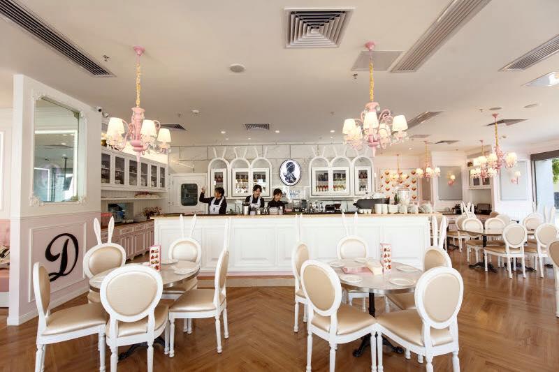 Dazzling Cafe 珠海 (中國)
