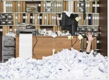 Information Overload: Where to look for (and remove) info dumping in your novel