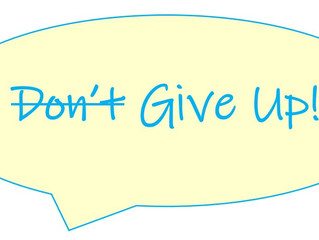 Go Ahead. Give Up: Why letting go of a goal is sometimes the right choice