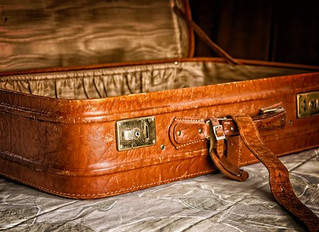 How to Pack Your Character's Emotional Baggage: What you need to know about your character, even if
