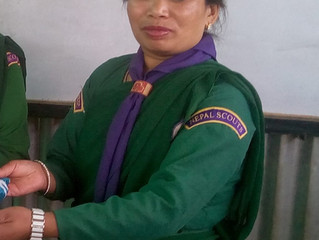 Meet Nirmala Strestha - FKB Ambassador in Nepal