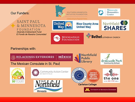 Funders in English Picture Updated June