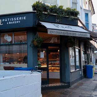 The Open Bakery, Kemp Town