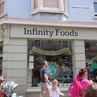 Infinity Foods, Brighton