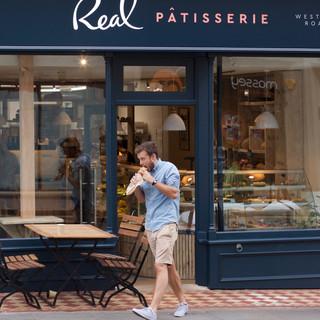 Real Patisserie, Western Road