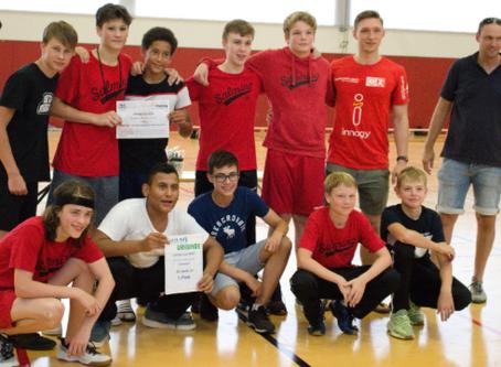 C1 gewinnt 1. Rhenag Cup in Mettmann