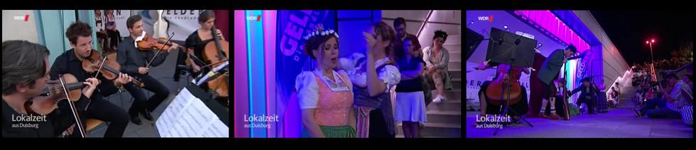 WDR Aktuell | Oper in Geldern