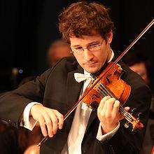 Konzertgeiger Roman Brncic