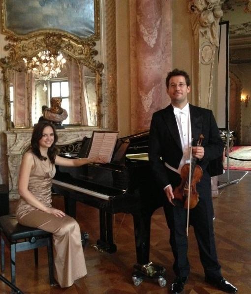 Geige & Klavier