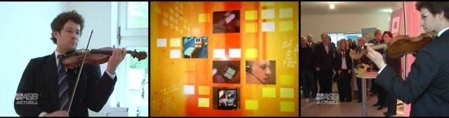 Center TV | Eröffnung RBS Projekt
